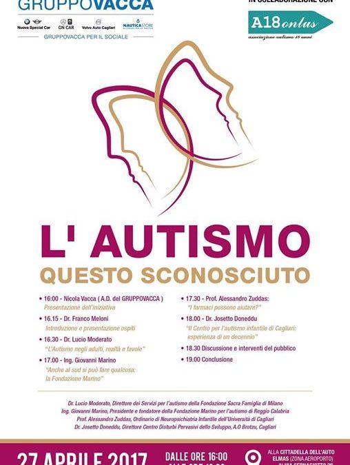 Si parla d'autismo